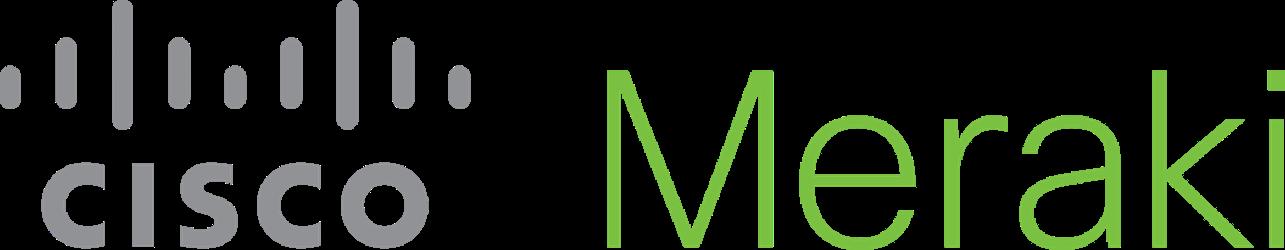 Cisco Meraki Logo - Color